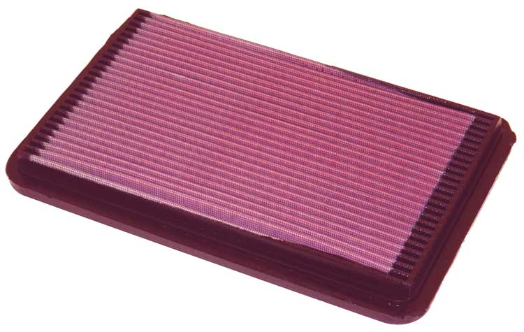 Isuzu Trooper 1998-2002  3.5l V6 F/I  K&N Replacement Air Filter