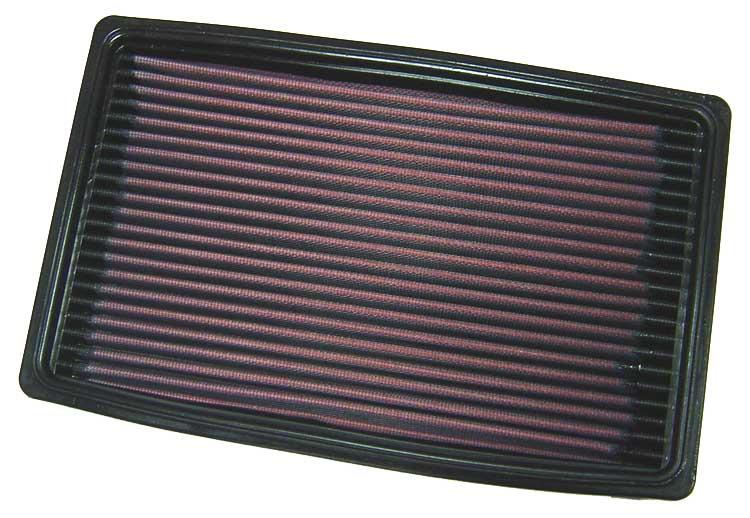 Pontiac Grand Am 1996-1998 Grand Am 2.4l L4 F/I  K&N Replacement Air Filter