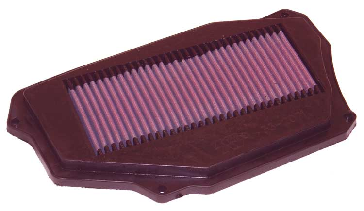Honda Accord 1997-1997  2.3l L4 F/I  K&N Replacement Air Filter
