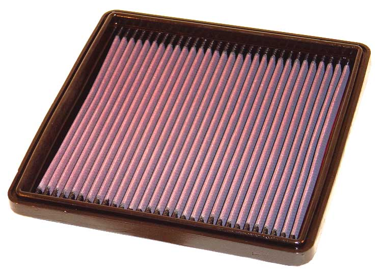 Porsche 911 1987-1989  3.2l H6 F/I  K&N Replacement Air Filter