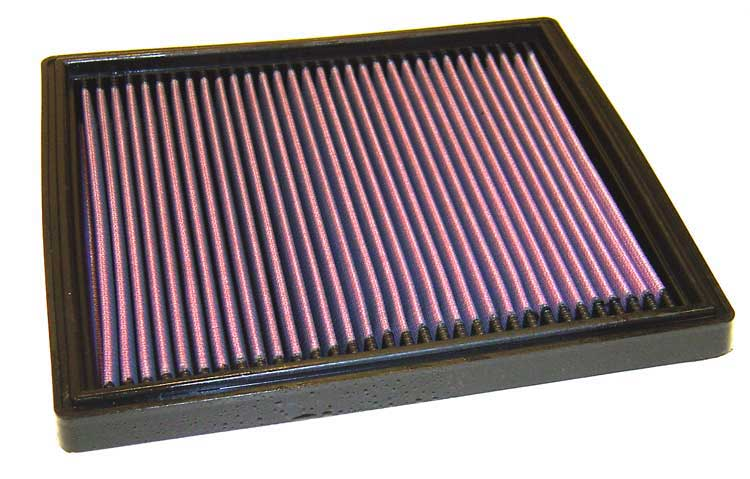 Porsche 911 1994-1994  3.6l H6 F/I Turbo K&N Replacement Air Filter