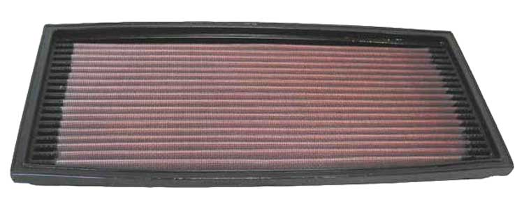 Bmw 5 Series 1996-1996 525i 2.5l L6 F/I  K&N Replacement Air Filter