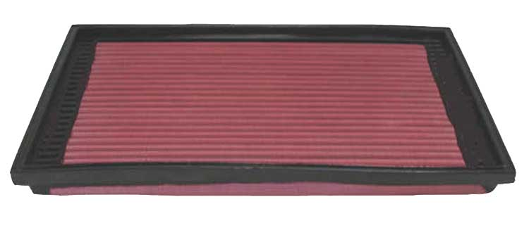 Porsche 944 1989-1990  2.5l L4 F/I Exc. Turbo K&N Replacement Air Filter