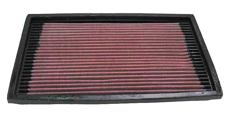Nissan Pathfinder 2005-2009  2.5l L4 Diesel  K&N Replacement Air Filter