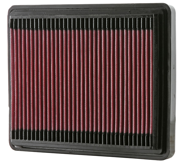 Porsche 944 1989-1990  2.5l L4 F/I Turbo K&N Replacement Air Filter