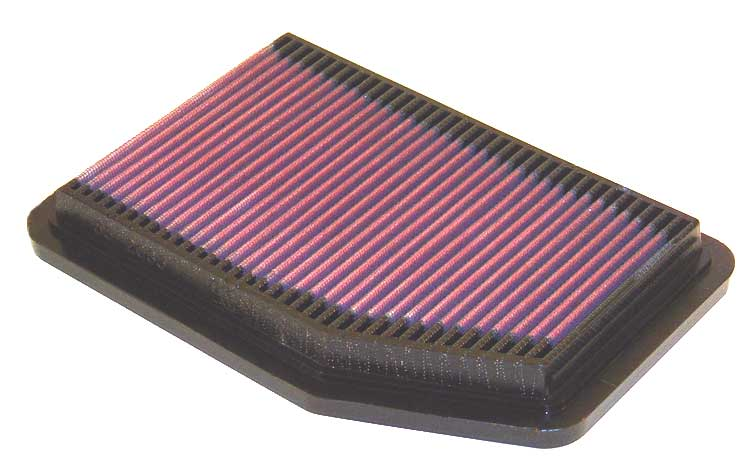 Mazda Mx3 1991-2000 Mx-3 1.6l L4 F/I  K&N Replacement Air Filter