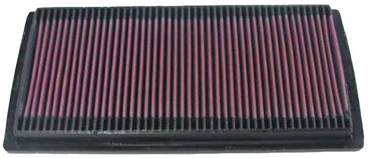 Dodge Ram 1994-2001  1500 Pickup 5.2l V8 F/I  K&N Replacement Air Filter