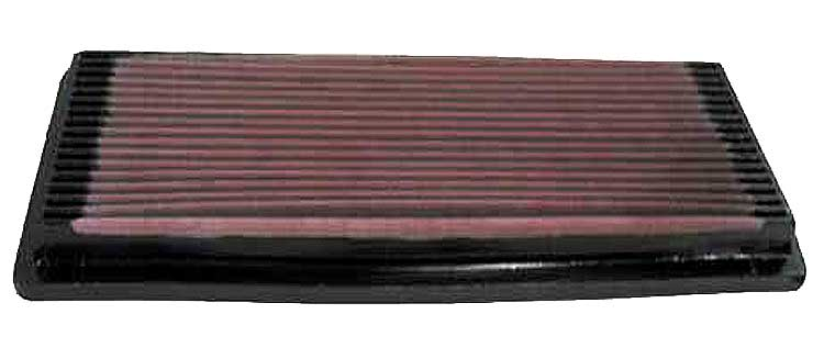 Dodge Viper 1992-2002  8.0l V10 F/I  (2 Required) K&N Replacement Air Filter