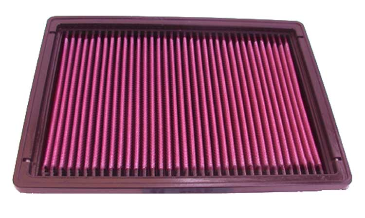 Cadillac Seville 1991-1993  4.9l V8 F/I  K&N Replacement Air Filter