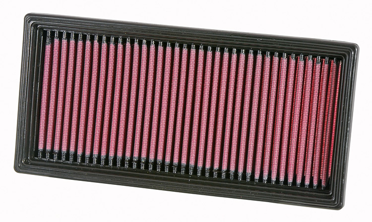Ford Escort 1987-1990  1.9l L4 F/I  K&N Replacement Air Filter