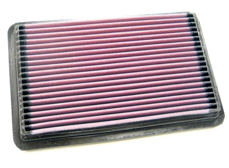 Hyundai Excel 1996-1996  1.5l L4 F/I From 11/96 K&N Replacement Air Filter