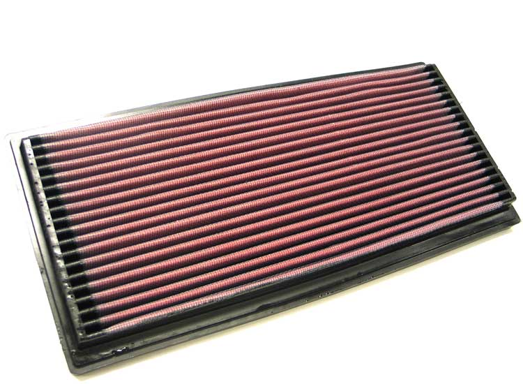 Ford Econoline 1996-1996 E350  Club Wagon 7.5l V8 F/I  K&N Replacement Air Filter