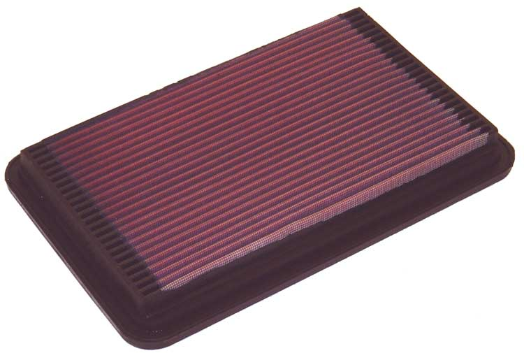 Isuzu Axiom 2002-2003  3.5l V6 F/I  K&N Replacement Air Filter