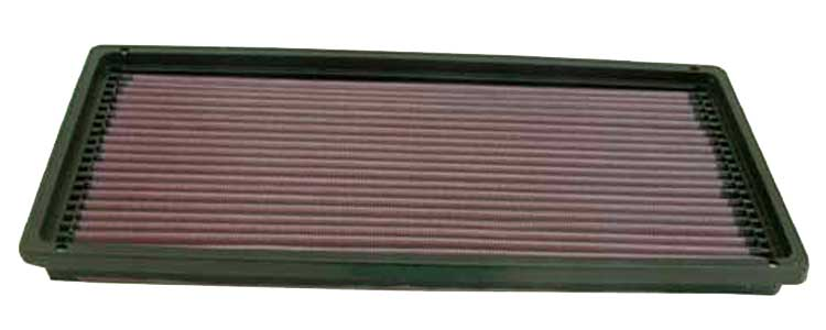 Jeep Wrangler 1998-2002  2.5l L4 F/I  K&N Replacement Air Filter