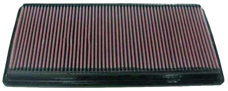 Chevrolet Camaro 2003-2007  5.7l V8 F/I  K&N Replacement Air Filter