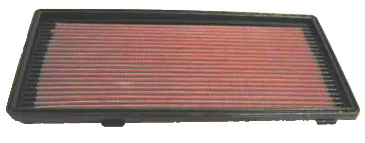 Jeep Cherokee 1996-2001  4.0l L6 F/I  K&N Replacement Air Filter
