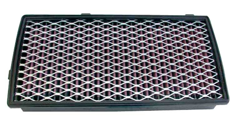 Ford Super Duty 1999-1999 F550 Super Duty 7.3l V8 Diesel To 12/98 K&N Replacement Air Filter