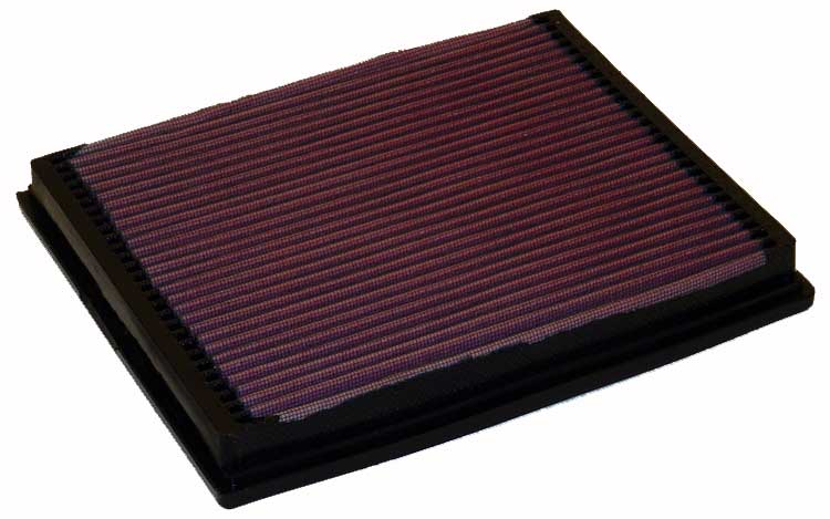 Audi A6 1998-1998  2.8l V6 F/I Aha Eng. K&N Replacement Air Filter