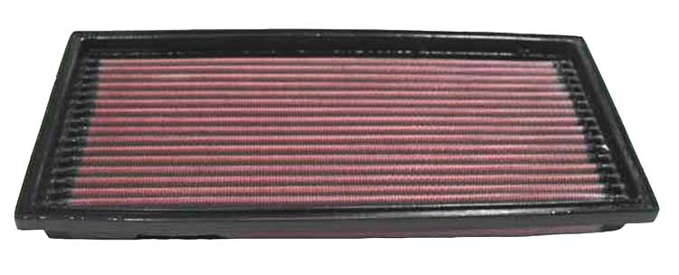 Ford Escort 1991-1996  1.9l L4 Efi  K&N Replacement Air Filter