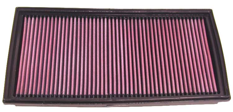 Audi TT 2000-2006 TT Quattro 1.8l L4 F/I  K&N Replacement Air Filter