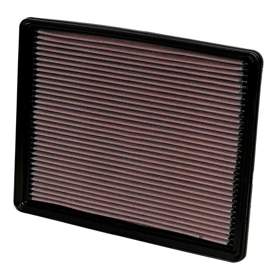 Cadillac Escalade 2002-2004  5.3l V8 F/I  K&N Replacement Air Filter