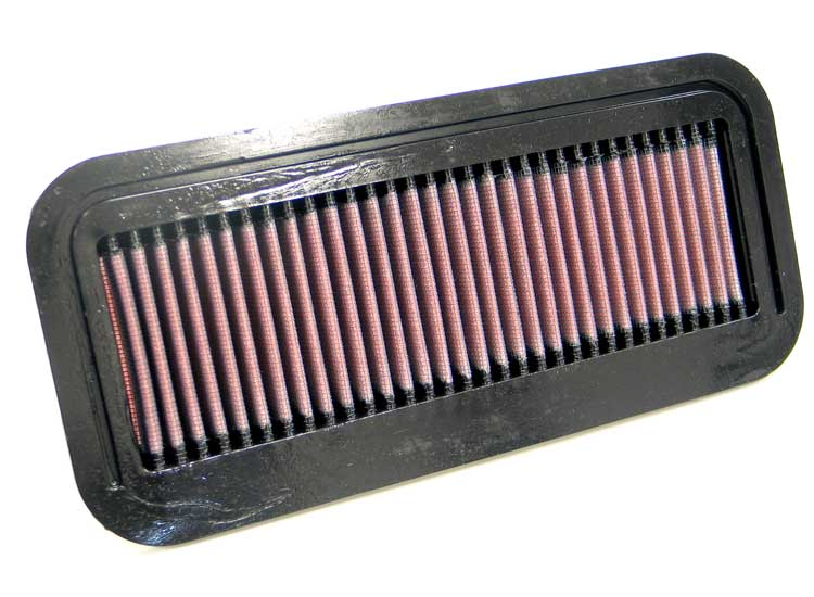 Toyota Yaris 2001-2008  1.3l L4 F/I  K&N Replacement Air Filter