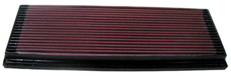 Mercury Cougar 1999-2002  2.0l L4 F/I  K&N Replacement Air Filter