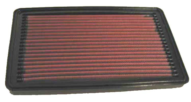 Mazda Protege 2001-2001  1.8l L4 F/I  K&N Replacement Air Filter