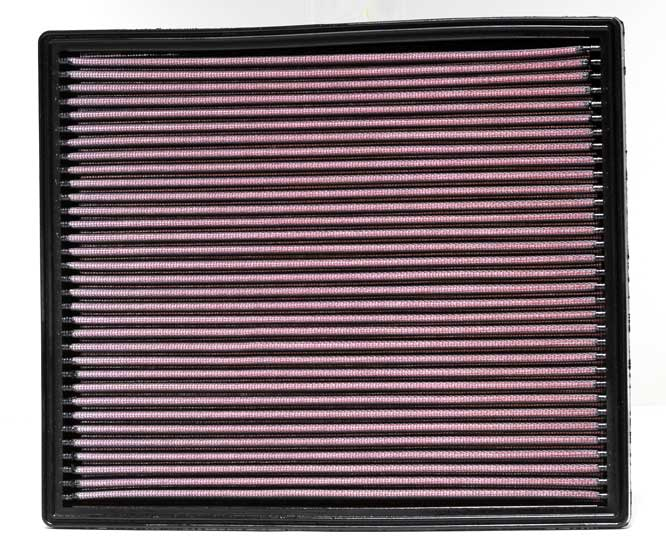 Jeep Grand Cherokee 2002-2004 Grand Cherokee 4.7l V8 F/I W/O High Output K&N Replacement Air Filter