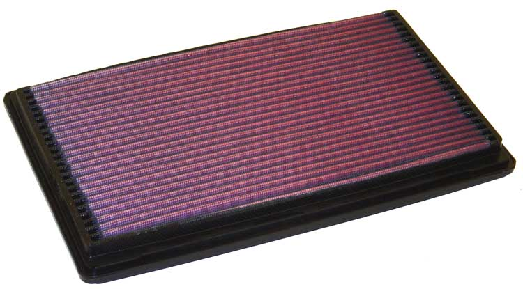Ford F150 2002-2003  Harley Davidson 5.4l V8 F/I  K&N Replacement Air Filter