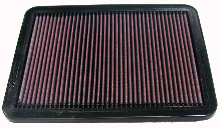 Toyota 4 Runner 2002-2002 4 Runner 4.7l V8 F/I  K&N Replacement Air Filter