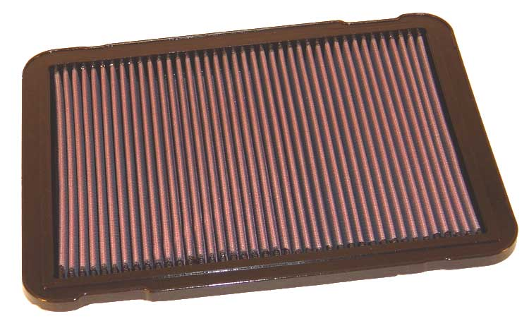 Toyota Land Cruiser 1998-2007 Land Cruiser 4.7l V8 F/I  K&N Replacement Air Filter