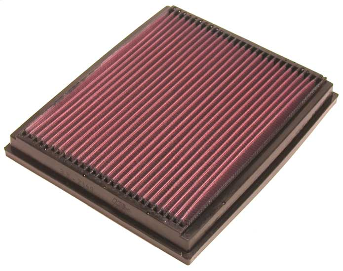 Bmw X5 2003-2003  4.8l V8 F/I  K&N Replacement Air Filter