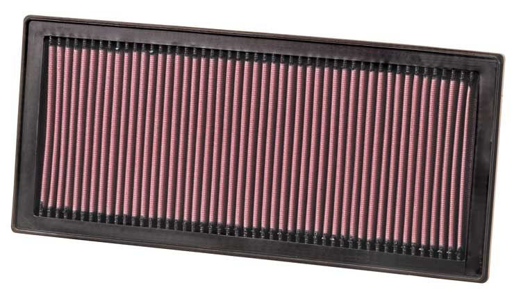 Subaru Forester 2004-2004  2.5l H4 F/I Exc. Turbo K&N Replacement Air Filter