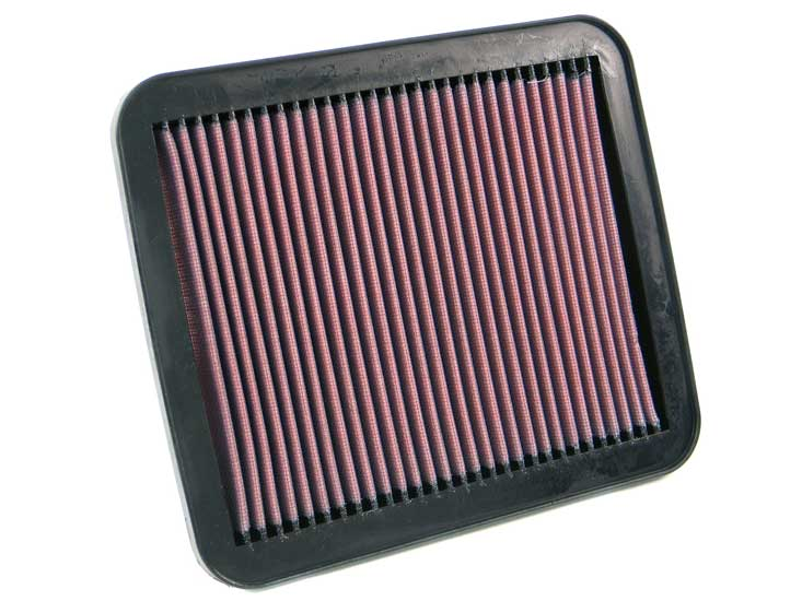 Suzuki Grand Vitara 2002-2004 Grand Vitara 2.7l V6 F/I  K&N Replacement Air Filter