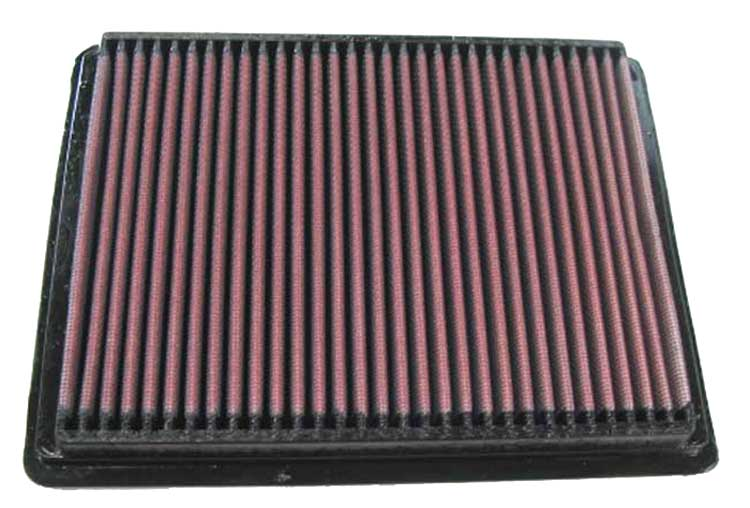 Pontiac Montana 2005-2006  3.5l V6 F/I  K&N Replacement Air Filter