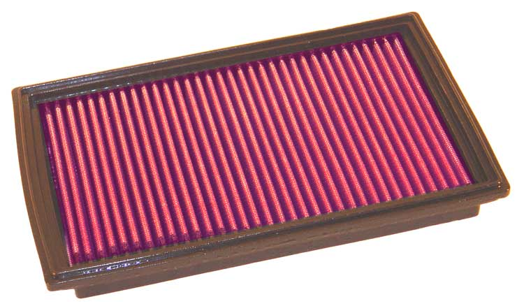 Mazda 626 1998-2002  2.0l L4 F/I  K&N Replacement Air Filter