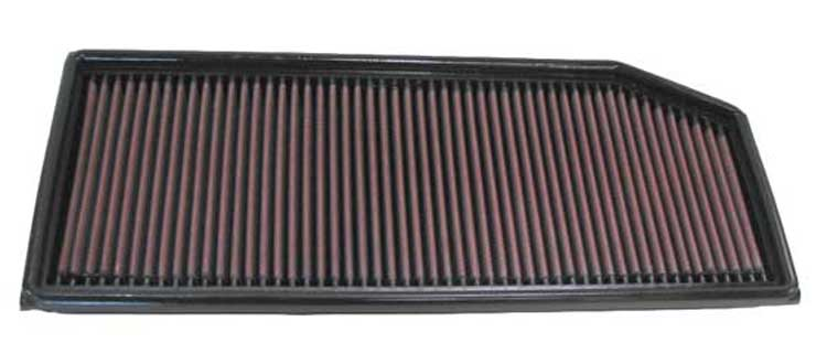 Mercedes Benz C220 2002-2002  2.2l L4 Diesel  K&N Replacement Air Filter