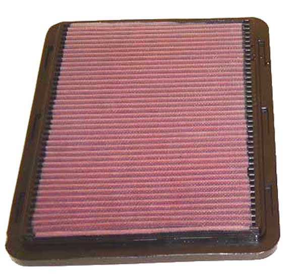Saturn Lseries 2001-2002 L100 2.2l L4 F/I  K&N Replacement Air Filter