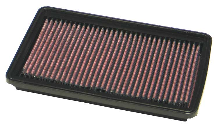 Hyundai Accent 1995-1999  1.5l L4 F/I  K&N Replacement Air Filter