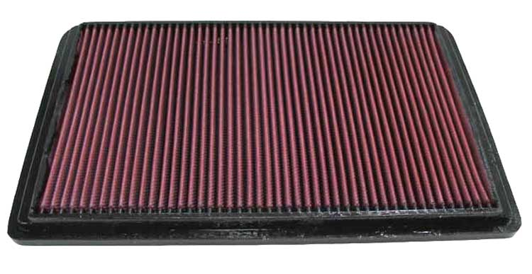 Mitsubishi Montero 2001-2002  3.5l V6 F/I  K&N Replacement Air Filter