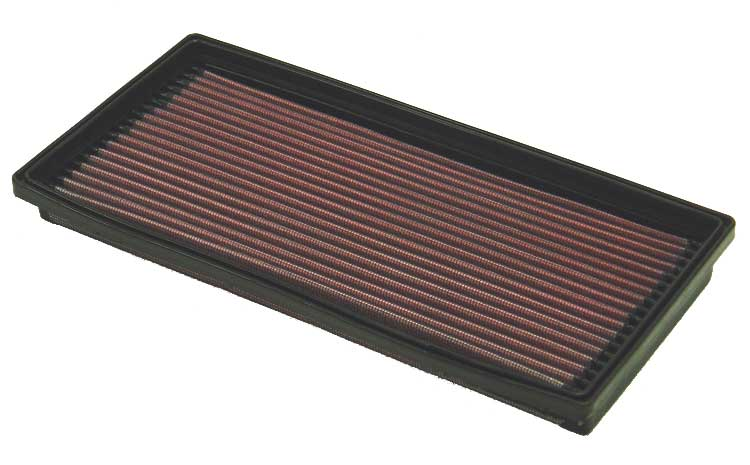 Saab 9.3 2002-2002  2.0l L4 F/I Non-, OEM 4876074, To 7/02 K&N Replacement Air Filter