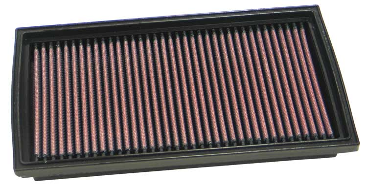 Saab 9.3 2002-2002  2.0l L4 F/I Non-, OEM 4236030, To 7/02 K&N Replacement Air Filter