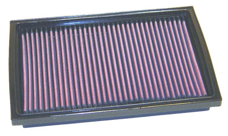 Kia Sportage 1995-1995  2.0l L4 F/I ; Sohc, Non-: K&N Replacement Air Filter