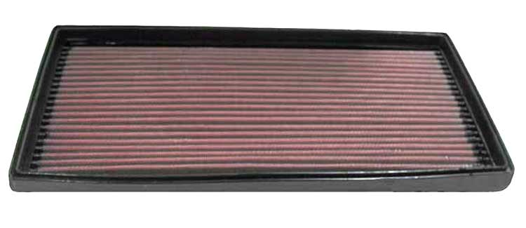 Kia Sephia 2002-2002  1.8l L4 F/I  K&N Replacement Air Filter