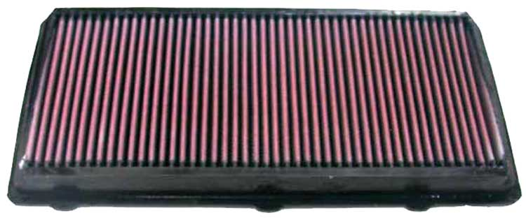 Mitsubishi Raider 2008-2008  4.7l V8 F/I  K&N Replacement Air Filter