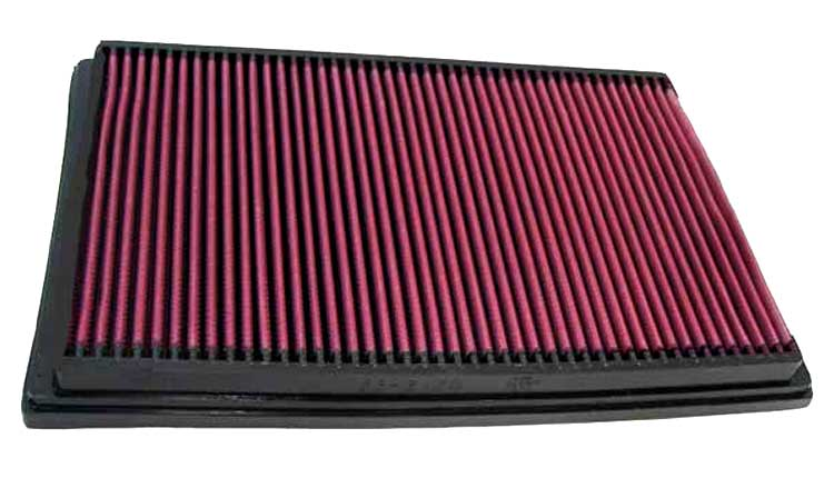 Volvo V70 2001-2001  2.4l L5 Diesel  K&N Replacement Air Filter