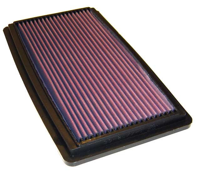 Mazda Mpv 2000-2001 Mpv 2.5l V6 F/I  K&N Replacement Air Filter