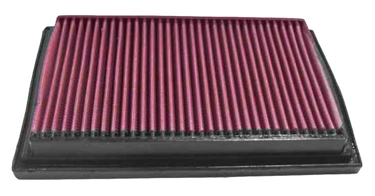 Hyundai Accent 2001-2001  1.6l L4 F/I Exc. Leaded Fuel K&N Replacement Air Filter