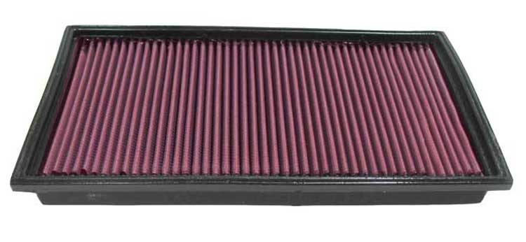 Mercedes Benz C Class 1997-2001 C43 Amg 4.3l V8 F/I  (2 Required) K&N Replacement Air Filter
